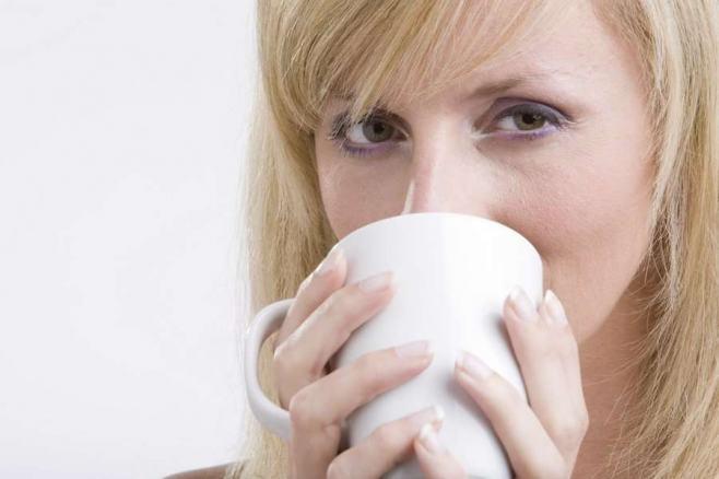 Gorzka herbata dla zdrowych zębów