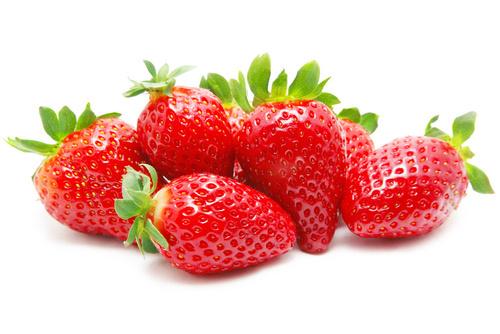 Zdrowy szał truskawek