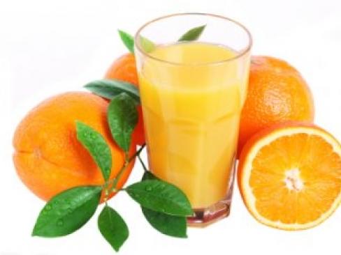 Wyciśnij sok z pomarańczy!