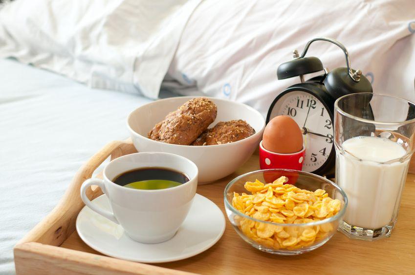 Zacznij dzień od śniadania!