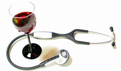 Co może wino?